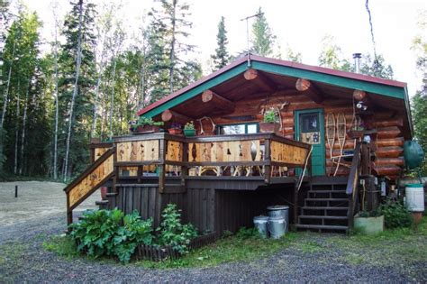 alaska cabin cabin living the grid in frigid alaska a labor of
