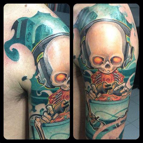 logan tattoo logan barracuda artistas favoritos