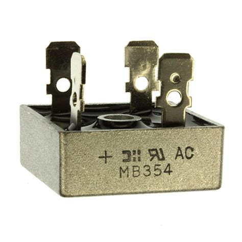 Dioda Bridge 35a Fsb3510good Product mb354 diodes incorporated discrete semiconductor