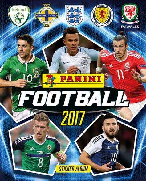 Panini Football Sticker Collections