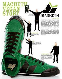 Harga Sepatu Macbeth Eliot Vegan pin macbeth eliot premium black white 33365 on