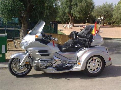 Vendo Honda Goldwing Trike   vendo honda goldwing 1800 trike alicante motos