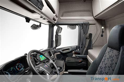 scania vrachtwagen interieur transport online transportnieuws transport online de