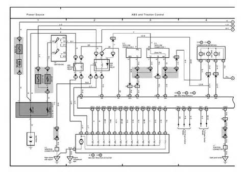 repair guides overall electrical wiring diagram 2000 overall electrical wiring diagram