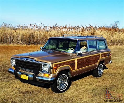 1989 jeep wagoneer for sale 1989 jeep grand wagoneer quot wagonmaster quot