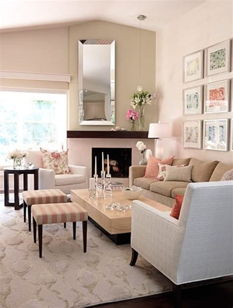 Living Room Color Inspiration by How To Decorate A Beige Living Room Lifestuffs
