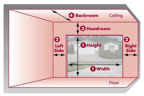 How To Measure Garage Door Faq