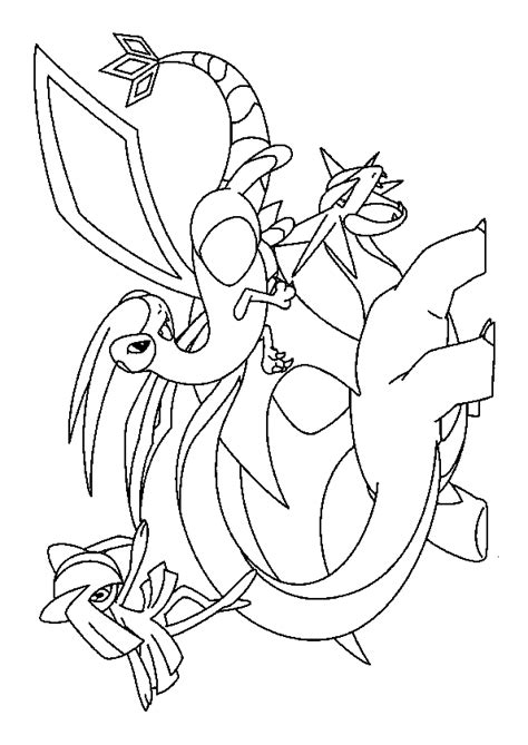 Awesome Hugo L Escargot Pokemon #12: Coloriage-pokemon-dratak-libegnon-6213.gif