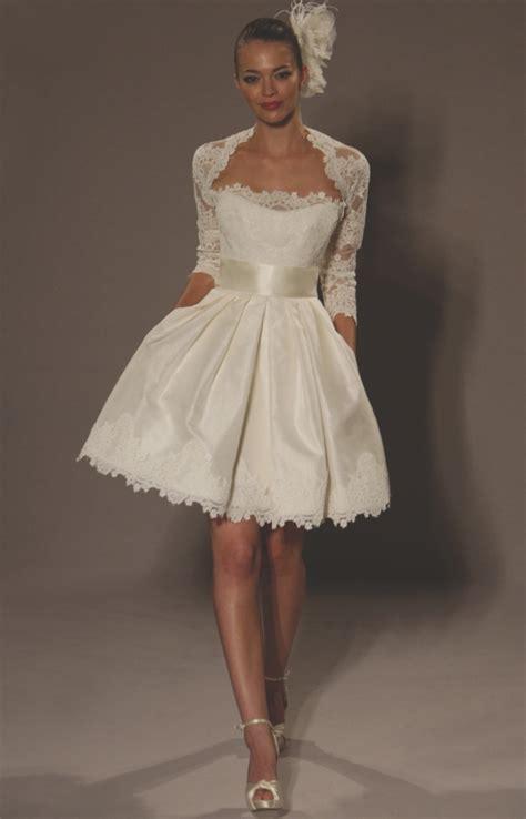 Kurze Hochzeitskleider Mit Spitze by Vintage Lace Wedding Dress Sang Maestro
