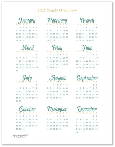yearly calendar planner ender realtypark co