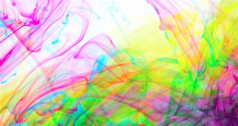 neon colors neon colors mixing and swirling around fantastic abstract