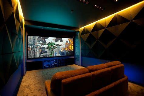 vibrant home theater designs personal cinema