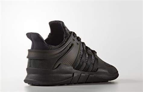 Sepatu Adidas Eqt Cushion Adv Premium Quality adidas eqt support adv black by9589 fastsole