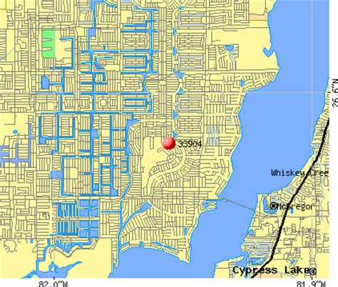 map of cape coral fl 33904 zip code cape coral florida profile homes
