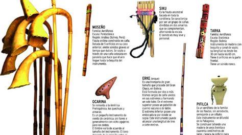 imagenes de instrumentos musicales andinos instrumentos musica andina imagui