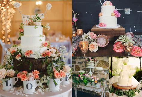 Wedding Cakes With Flowers: Our Fave Styles & Top Tips