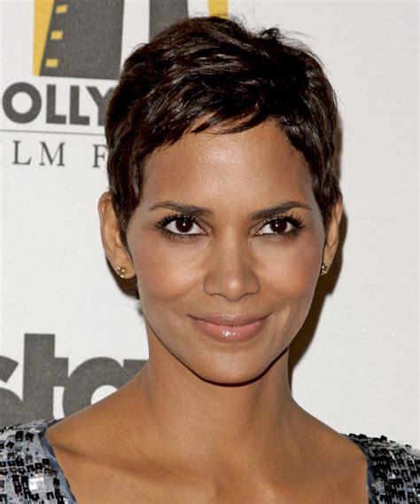 Short Hairstyles for Black Women of Celebrities   InspireBee
