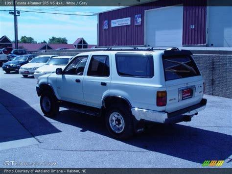 1995 Toyota 4runner Sr5 V6 1995 Toyota 4runner Sr5 V6 4x4 In White Photo No 36334386