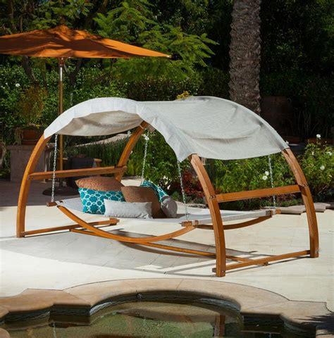 swinging sofa garden 47 best commercial outdoor furniture interiorsherpa