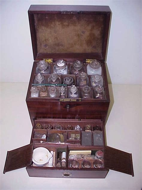 Medical Antiques: Apothecary and Drug Kits
