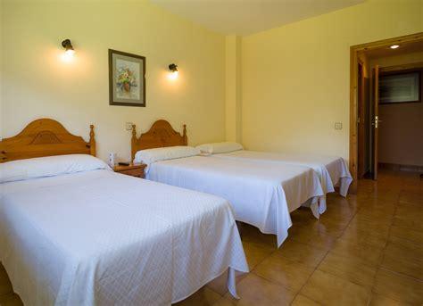 surface chambre hotel chambre standard hotel el mirador