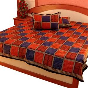 pure cotton double bed sheet home furnishing 302 online