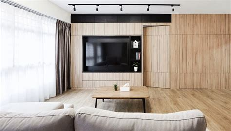 japanese styled hdb flats condos inspire zen home makeover singapore womens weekly