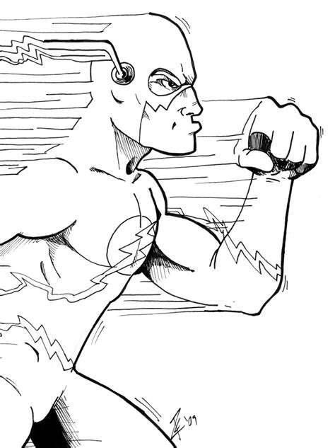 flash dc super heroes coloring pages coloring pages