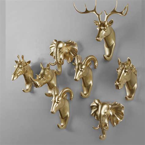 kleiderhaken gold kaufen gro 223 handel tier handtuch haken aus china