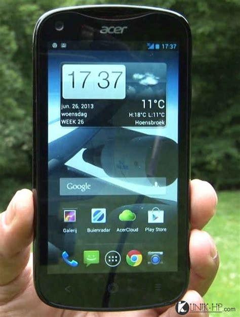 Handphone Acer E2 cara capture atau screenshot acer liquid e2 bacagadget