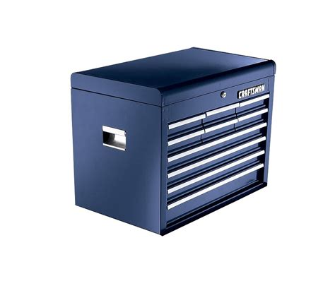 craftsman 6 drawer tool box quiet glide chest craftsman 10 drawer quiet glide chest midnight blue
