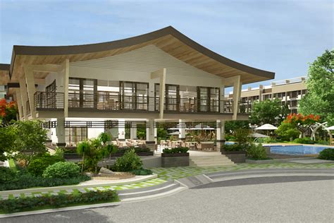 design brief of new clubhouse and cement deck condo sale at cedar crest in taguig city by dmci homes