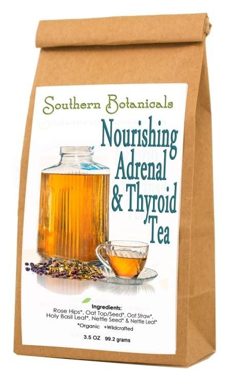 Adrenal Detox Tea by Nourishing Adrenal Thyroid Tea