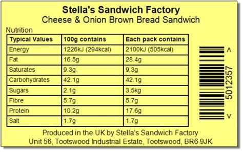 food label design uk food labels food label printers food label printing system