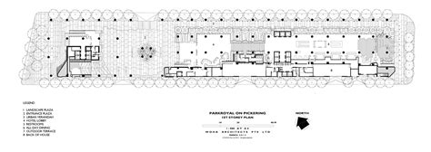 Floor Plans With Guest House parkroyal on pickering by woha design chronicle