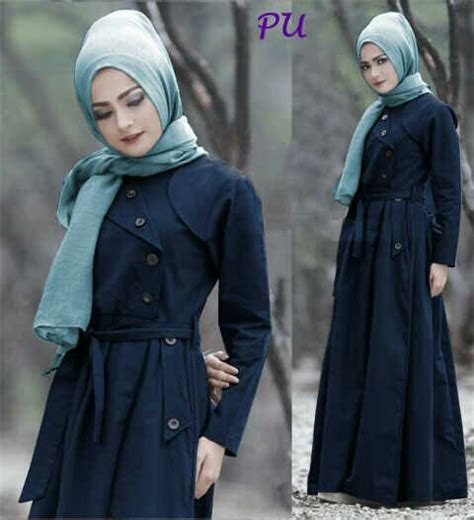 Model Baju Muslim Wanita Masa Kini Ragam Model Busana Muslim Terbaru Paling Mencuri Perhatian