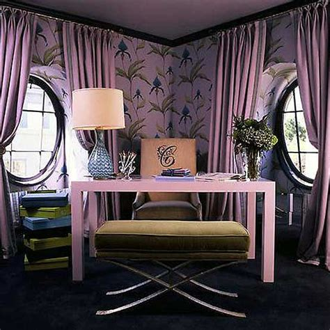 purple office decor purple in ideas for bedroom office and living home