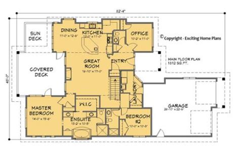 open concept floor plans bungalow bungalow floor plans bungalow house plan jay flight