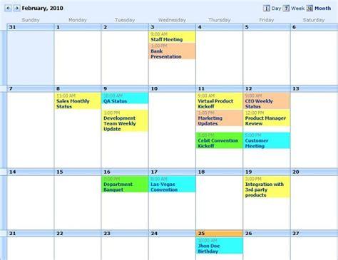 event calendar software reviews