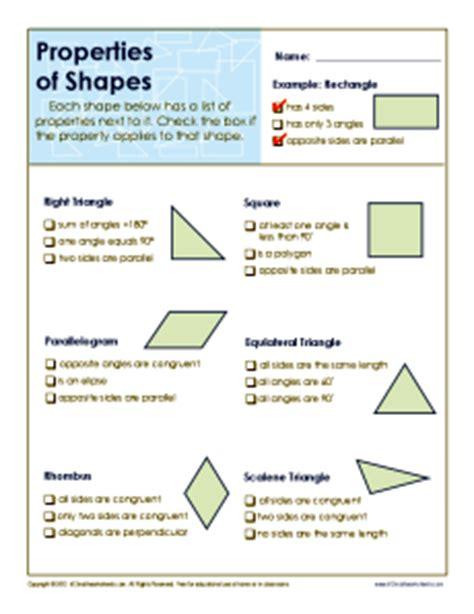 geometric patterns worksheets 5th grade geometric properties of shapes 5th grade geometry worksheets