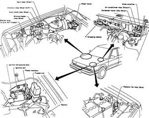 97 nissan altima thermostat location 97 free engine image for user manual