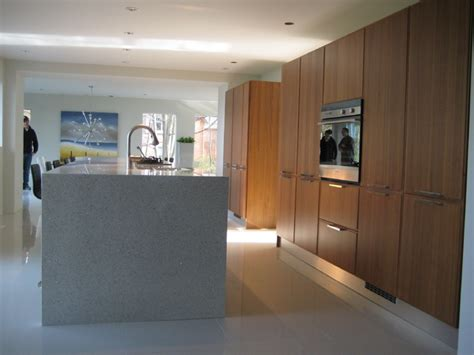 modern walnut kitchen cabinets vallandi com design and modern kitchen white countertops walnut cabinets