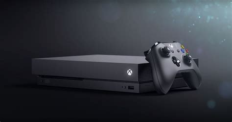 xbox one x xbox one x will launch on november 7th 2017 for 499 99