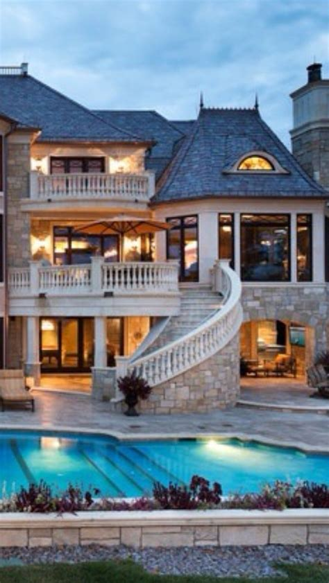 luxury homes houzz pools why not