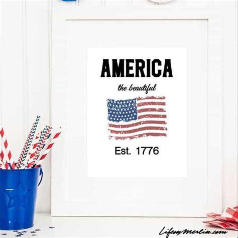 inspirational quotes for home decor patriotic inspirational quote printable for home decor