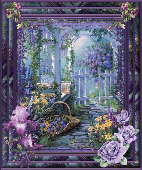 giardini incantati giardini incantati animazioni