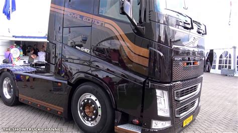 volvo 2017 truck 2017 volvo fh4 royal edtion by volvo trucks
