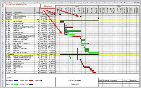 diagramme gantt excel 2007 excel gantt using vba advancedplanninganalytics