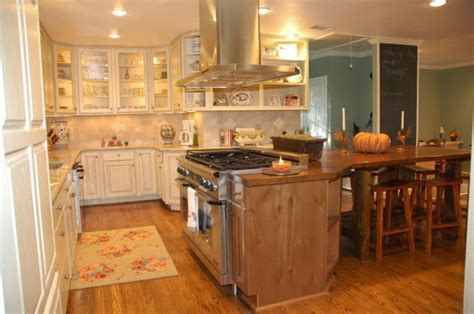 kitchen island table extension dream kitchens cool island with table extension shabby chic kitchen
