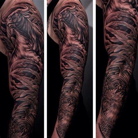 animal tattoo sleeve animal sleeve s 248 k inspo